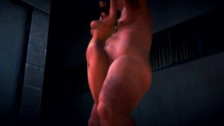 The Giant attack 3D Hentai – part one